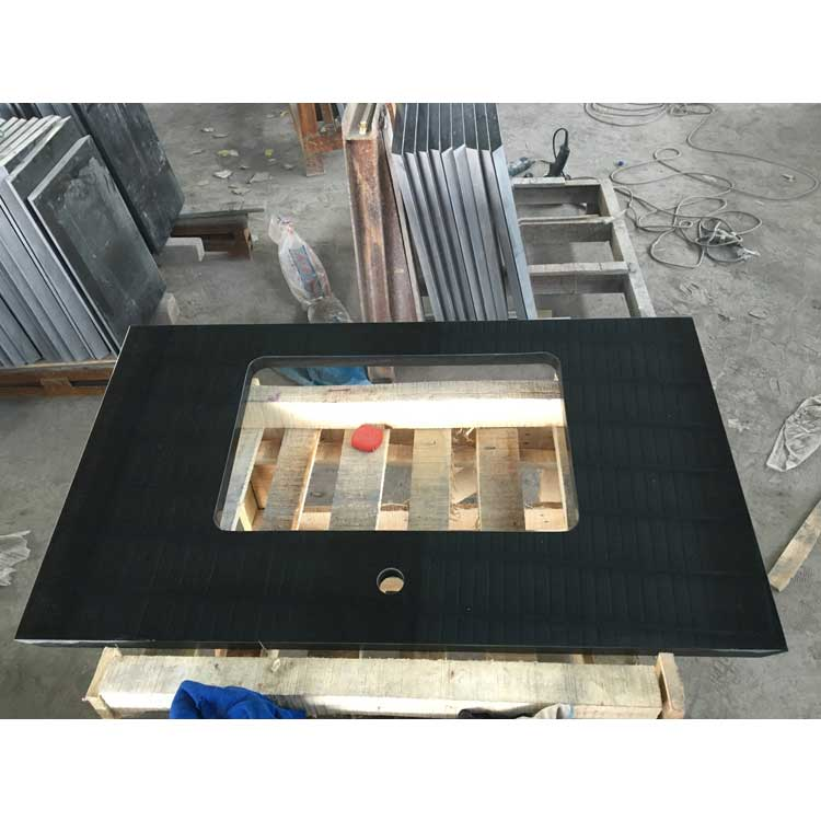 ShanXi Black Granite Kitchen Countertops