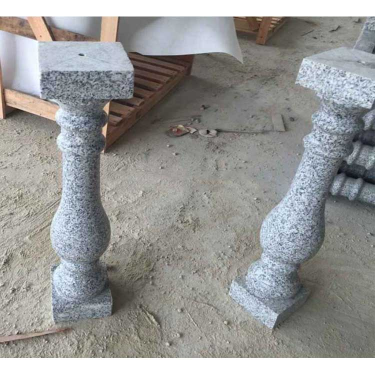 G603 Grey Granite Baluster Railing