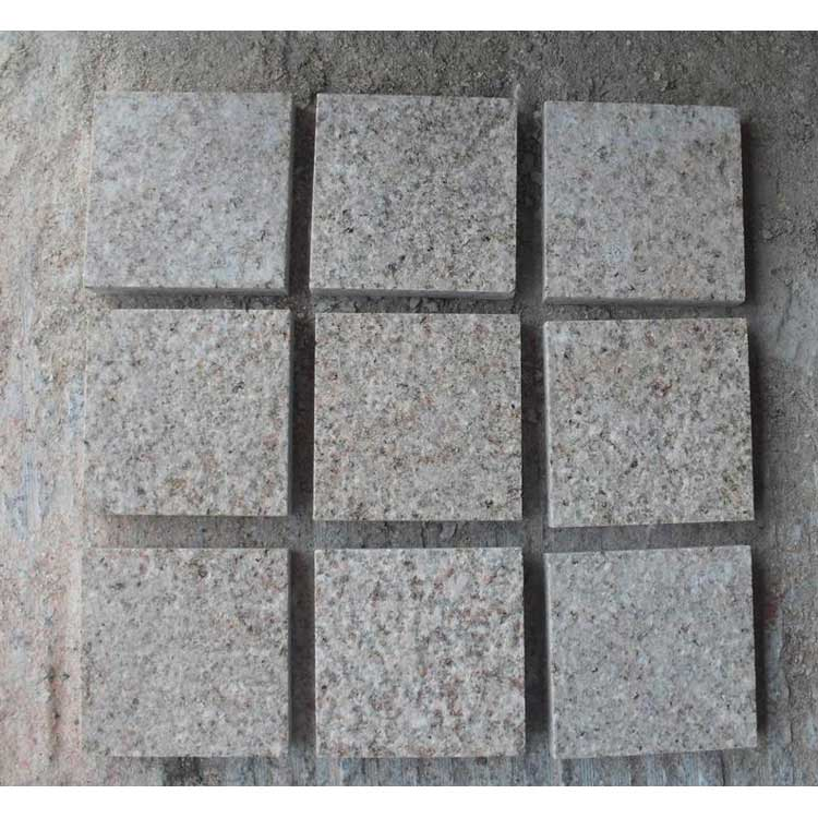 G682 Yellow Granite Paving Stone